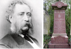 Dr Issachar Zacharie, and his Highgate Cemetery grave