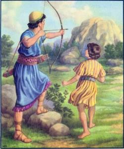 David and Jonathan 3